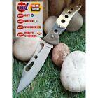 hengfeng hfg gold folding knifes 1pc