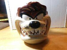 """Cup~Vintage~1995~""""TAZ"""" Tasmanian Devil Coffee Mug Cup 3-D Applause Inc."""
