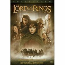Lord Of The Rings The Fellohip Of The Ring- Dvd-*Disc Only*