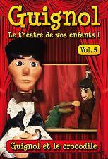 DVD Guignol - Vol. 5 - Guignol et le crocodile / IMPORT