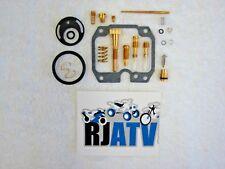 Yamaha Grizzly 125 YFM125 2004-2006 Carburetor Carb Rebuild Kit Repair