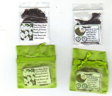 """25 Green """" Cameo Theme """" Baby Boy  Baby's Breath Seed Favors  + Poem + Free Ship"""