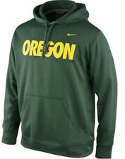 "Nike Oregon Ducks College Pullover Perf. Green ""X-Large"""