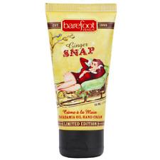 Barefoot Venus Ginger Snap Hand Cream 1.7 Ounces