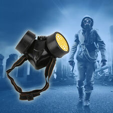 Emergency Survival Safety Respiratory Gas Mask With 2 Dual Protection Filter VE