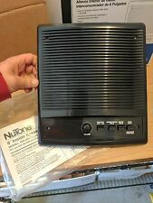 "Black Nutone ISA-448BL Indoor 8"" Intercom Speaker IS448 IM4406 IMA4406 408"