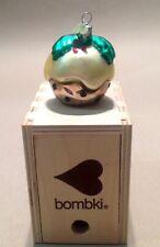 Bombki glass Christmas bauble Little Christmas pudding, boxed, free post
