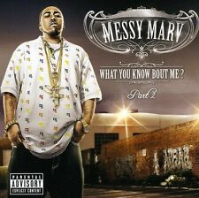 Messy Marv - What You Know About Me 2 [New CD] Explicit