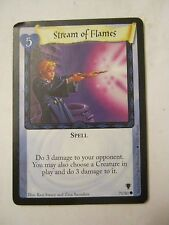 Harry Potter Stream Of Flames #5, Spell Game Card 71/80 (Fair Cond)  (011-13)