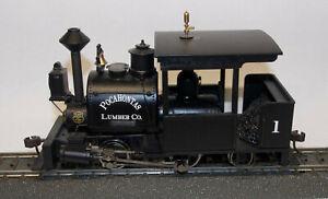 Bachmann Spectrum ON30 25560 0-4-2 Porter Steam Locomotive Pocahontas Lumber Co.