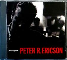 PETER ROLAND ERICSON En Helig Natt Hawk Records ‎HAWKCD 2130 Sweden 1990 12tr CD