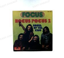 Focus - Hocus Pocus 2 GER 7in 1972 '