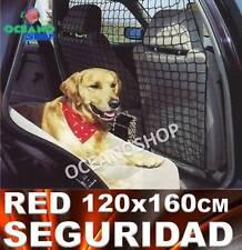 RED SEPARADORA AJUSTABLE 120X160CM SEGURIDAD de COCHE Perro MASCOTAS ANIMALES