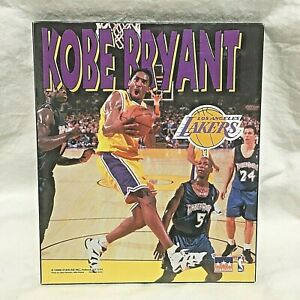 "1998 Starline, KOBE BRYANT Wall Plaque, 9"" x 7 3/4"""