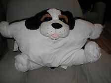 Pillow Chums Stuffed Plush Pet Dog Big Huge Large Border Collie Bernese Mountain