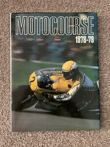 Motocourse 1978-1979 - The World's Leading Grand Prix Annual (Kenny Roberts)