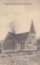 Congregational Church, Java Village, Ny