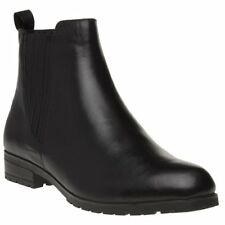 Women's Caprice Helina Ankle BOOTS in Black UK 6.5 / EU 40