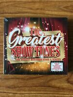 The Greatest Show Tunes (CD) Brand New Sealed