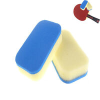 Professional Table Tennis Racket Cleaner Ping Pong Accessory Cleaning Sponge
