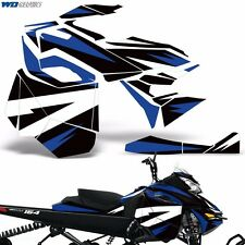 Decal Graphic Kit Ski Doo Rev XM Skidoo Sled Snowmobile Wrap Decal 2013-2014 RB