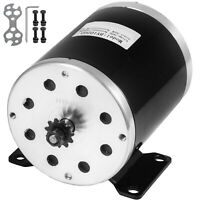 24V DC Electric Motor 500W Scooter Motor 2500RPM Scooter Scooter Permanent