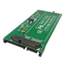 SATA 22P 7+15 to MSATA Mini PCI-E PCBA Assembly only for UX31 UX21 XM11 SSD