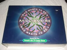 Who Wants To Be A Millionaire Board Card Game -Factory Sealed