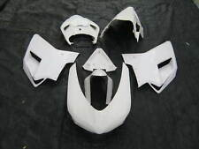 DUCATI 848 1098 1198 RACE TRACK FAIRING KIT BODY COWL SET *SHIPS FROM USA*