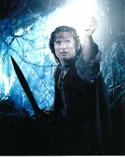 ELIJAH WOOD SIGNED LORD OF THE RINGS PHOTO UACC 242 (1)