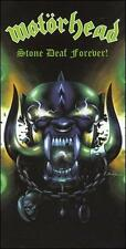 Stone Deaf Forever! by Motörhead (CD, Oct-2003, Castle) box set NEW oop rare NEW