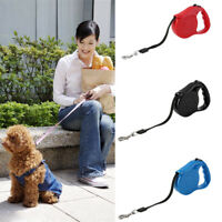 UN3F Pet Dog Cat Puppy Automatic Retractable Traction Rope Walking Lead Leash