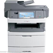 Stampante Multifunzione Lexmark X466 FAX SCAN LAN DUPLEX COME NUOVE