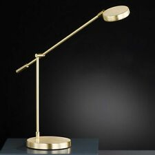 LED Tischlampe Loke 5 watt Power-led 93321 Honsel Messing Leselampe Tischleuchte