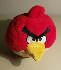 Angry Birds Plush Toy Stuffed Animal Size is Approx 5""