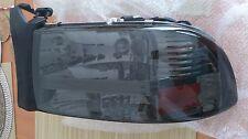 Dodge Durango 98-03 Dakota 97-04 Scheinwerfer schwarz getönt smoke headlamps neu