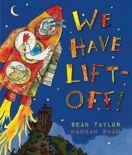 Nous avons lift-off! par sean taylor (paperback, 2014)
