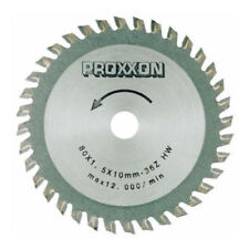 TCT Blade for Proxxon FET Table Saw 702068 28732