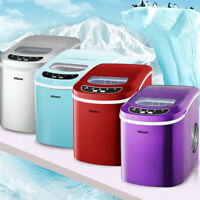 15kg 220V Stainless Commercial Ice Cube Maker Portable Ice Machine