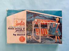 Vintage Barbie go-together furniture kit NIB 1963 +  Friday Night Date#979