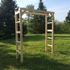 Cedar 19 Piece Wedding Arch