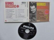 CD GEORGES BRASSENS Pour toutes les oreilles Le parapuie ...  538043 2