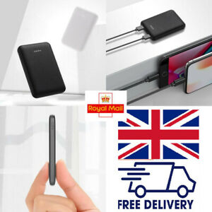 8000mAh Power Bank Charger Battery Pack Portable Dual USB For Mobile Phone UK