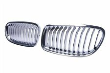2 GRILLE DE CALANDRE CHROME BMW SERIE 3 E90 E91 LCI UNIQUEMENT APRES 09/2008