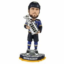 Ivan Barbashev St. Louis Blues 2019 Stanley Cup Champions Bobblehead NHL