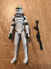 Star Wars Clone Trooper Pilot 2008 Action Figure Hasbro