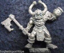 1988 Chaos Champion of Tzeentch 0219 08 Citadel Warhammer Army Hordes Fighter GW