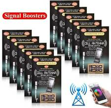 1/5x Cell Phone Signal-Enhancement-Stickers-Signal Booster  HOT SALE