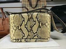 Prada Python Snakeskin Shoulder Bag Purse
