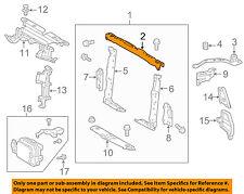 TOYOTA OEM 13-14 RAV4 Radiator Core Support-Upper Tie Bar 5321642902